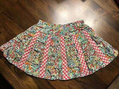 NWT Oilily Sister tiered skirt 24 Months