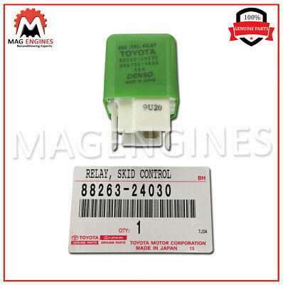 88263-24030 Toyota Genuine Acceleration Skid Control Relay For Supra 4Runner