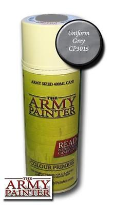 The Army Painter: Primer - Uniform Grey Spray (Grundierung Uniformgrau)