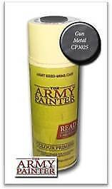 The Army Painter: Primer - Gun Metal Spray (Grundierung Waffenmetall)