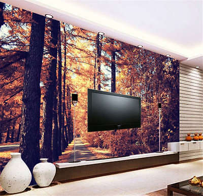 Sober Militant Woods 3D Full Wall Mural Photo Wallpaper Printing Home Kids Decor