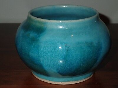 Handmade original ceramic pot