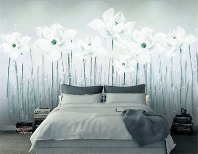 Concise Long Pattern 3D Full Wall Mural Photo Wallpaper Printing Home Kids Decor