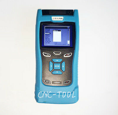 TR303 Handheld OTDR Optical Time Domain Reflectometer 120KM 30/28dB 1310/1550nm