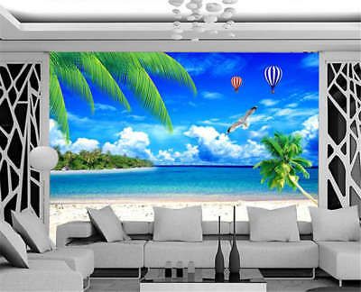 Slight Concise Wind3D Full Wall Mural Photo Wallpaper Printing Home Kids Decor