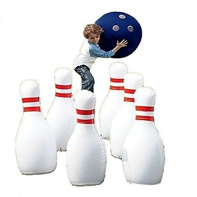 YinArts Giant Inflatable Bowling Set. Unbranded. Delivery is Free