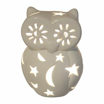 Child's Nursery Lamp/Night Light - Owl (available in multiple animals and