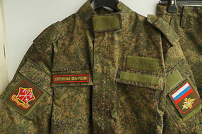 SUPER BIG SIZE Ratnik XXXL 64/5 Russian Army uniform VKBO Summer Suit EMR BTK