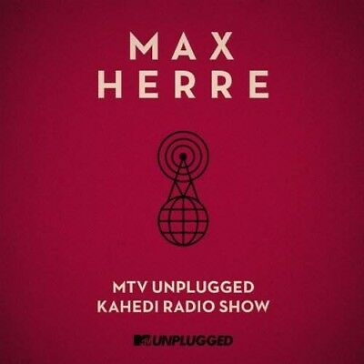 MTV Unplugged - Kahedi Radio Show - HERRE MAX [4x LP]