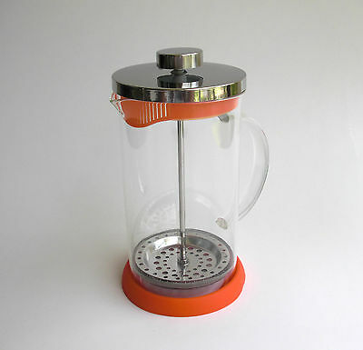 350, 600ml French Press Herbal Tea Infusion Coffee Maker Pot Plunger Percolator