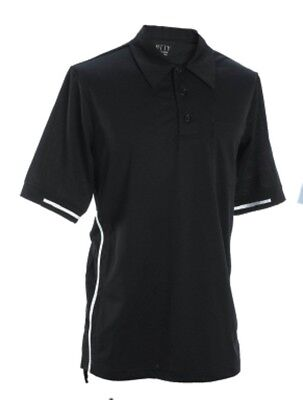 (Small) - Smitty Pro Style Black Umpire Shirt. Smittybilt. Shipping Included