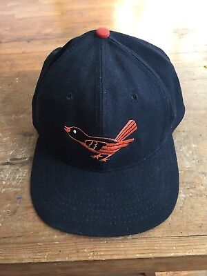 huge discount 8c40b dfa22 france cleveland indians us heritage 59fifty c87e7 77bd7  coupon code for  vintage 80s 90s roman pro baltimore orioles fitted throwback baseball cap  hat ...