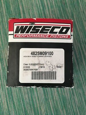 Wiseco Performance Pistons Kit For Honda TRX450 Fourman S/ES