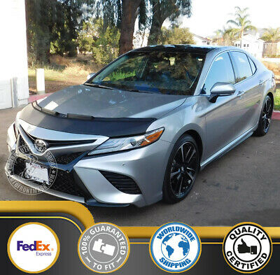 Toyota Camry 2018 Custom Car Hood Bra / Bonnet Mask