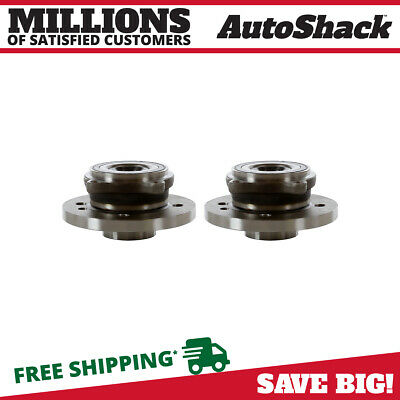 Front Pair (2) Wheel Hub Bearing Assembly Fits 2002-2006 Mini Cooper HB613228PR
