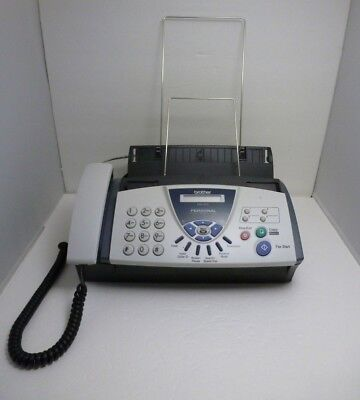 BROTHER FAX-575 PERSONAL FAX w/PHONE & COPIER