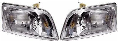Volvo VNM 98-11 Head Light Set 8082041 8082040