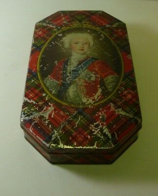 McVitie & Price's 'The Young Chevalier', oct., 1 lb. 2 ozs. SHORTBREAD Biscuit T
