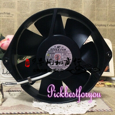 Original STYLE ZS15D20-MWCS without sensor 200V 172*150*38mm AC fan #Mp43 QL
