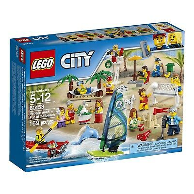 LEGO® City Fun in the park - City People Pack 60134 - $39.99 ...