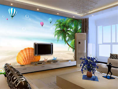 Lyric Sober Ballon 3D Full Wall Mural Photo Wallpaper Printing Home Kids Decor