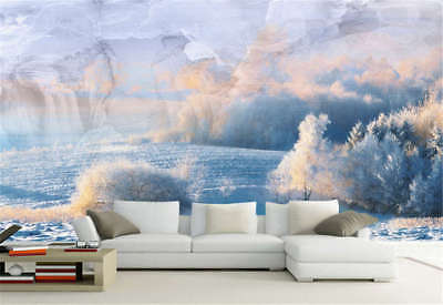 Loyal Moist Cloud 3D Full Wall Mural Photo Wallpaper Printing Home Kids Decor