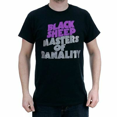 Black Sheep Sabbath Masters T-Shirt Tee Limited Release New Free Delivery