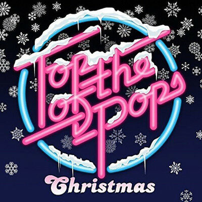 Top Of The Pops Christmas - 2 CD Set - New And Sealed