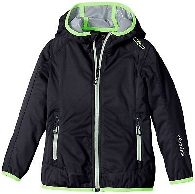 (7 years, grey - anthracite) - CMP Girl's Softshell Jacket. Free Delivery