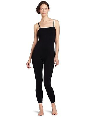 (X-Large / 6, Black) - Sansha Women's Sylvia Camisole Unitard. Brand New