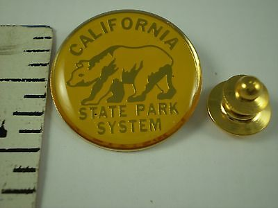 California State Park System  Mini-Badge (Patch)  Lapel Pin