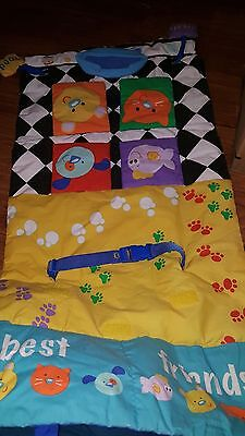 Infantino Compact Cart Cover? best friends dog cat fish