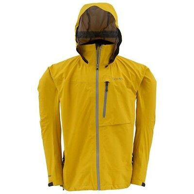 (Large, Autumn Leaf) - Simms Acklins Jacket. Free Delivery