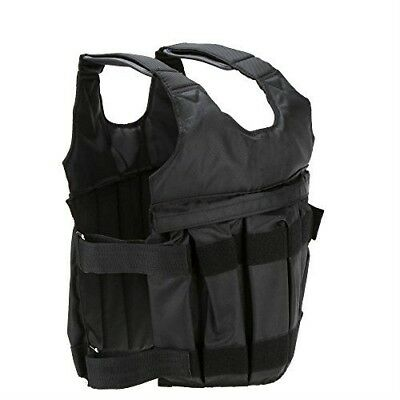 Yosoo Max Loading 50KG Adjustable Weighted Vest Workout Weight Jacket Exercise