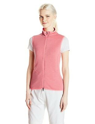 (Large, Coral) - Skechers Women's Whistler Vest. Shipping is Free