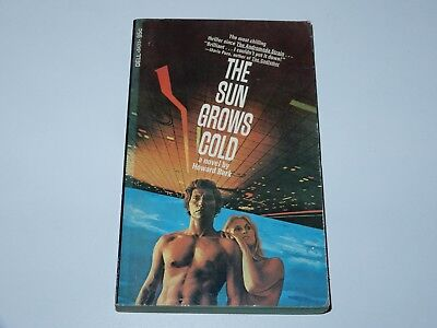 The Sun Grows Cold - Howard Berk - Dell Publishing Pb 1972 Sci-Fi Sf