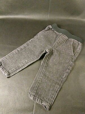 LRG Toddler Boys Jeans 12 Months Faded Black Denim