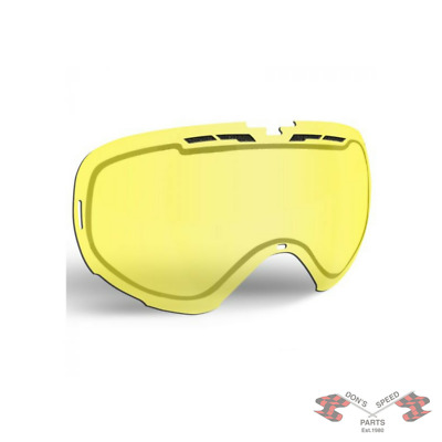 509-REVLEN-17-YL 509 Revolver Goggle Replacement Lens - Yellow Tint