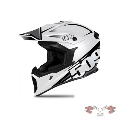 509-HEL-TWH-** 509 Tactical Snow Helmet - White