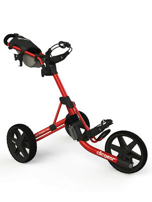 Clicgear 3.5+ Buggy Red/Black