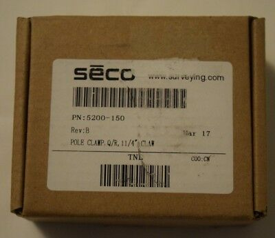 SECO Claw Prism Pole Clamp for Data Collector Trimble TSC3 2 Survey GPS 5200-150