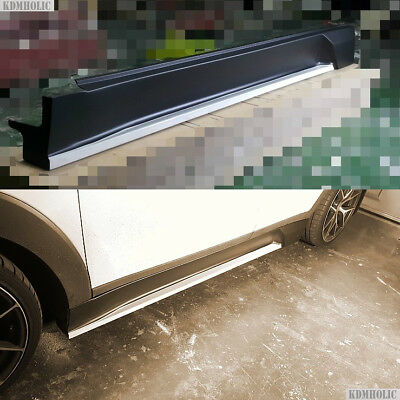 C-Factory Side Skirts for Hyundai Tucson TL 2016+