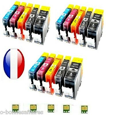 Ink cartridge not OEM XL Canon Pixma PGI525/CLI526 PGI520/CLI521 PGI550/CLI551