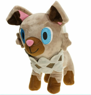 Pokemon Center Rockruff Iwanko Plush Toy Stuffed Figure Doll 12 inches New Year