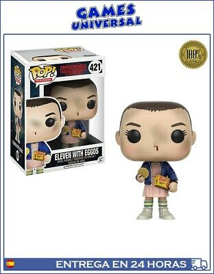 Funko Pop Eleven Stranger Things Eleven With Eggos