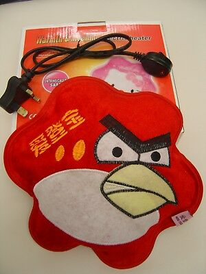 Cute New Generation Rechargeable Electric Hot Water Bottle with option of Belt