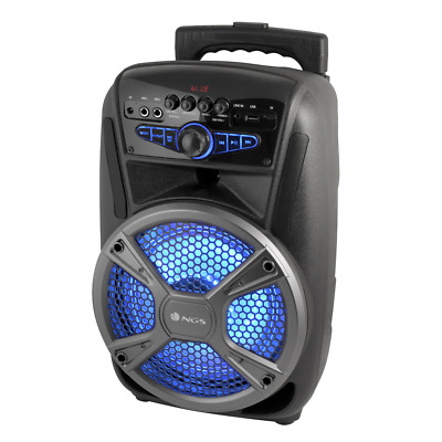 NGS 35W WildMambo Portable Bluetooth Speaker with built in FM Radio