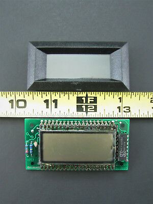 3.5 Digit LCD DPM - Low Power Display - Martel DPM10 *NOS*