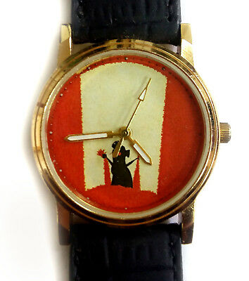 Ratatouille - Rare Stunning Original French Art Limited Edition Unisex Watch