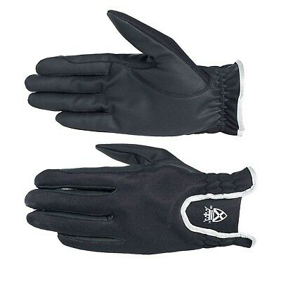 (10, Black) - Horze Crescendo Evelyn Gloves - Winter. Brand New